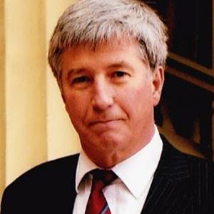 Mr Charles Cox OBE